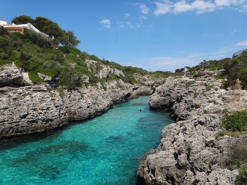 Menorca Bay Turquoise - Free photo on Pixabay