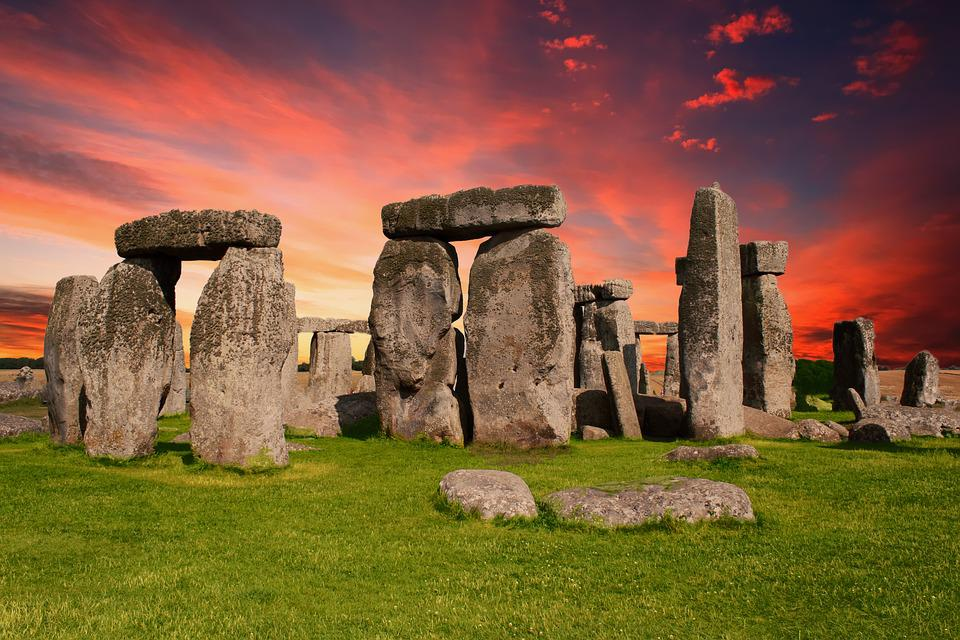Stonehenge, Monument, Prehistoric, Salisbury, Britain