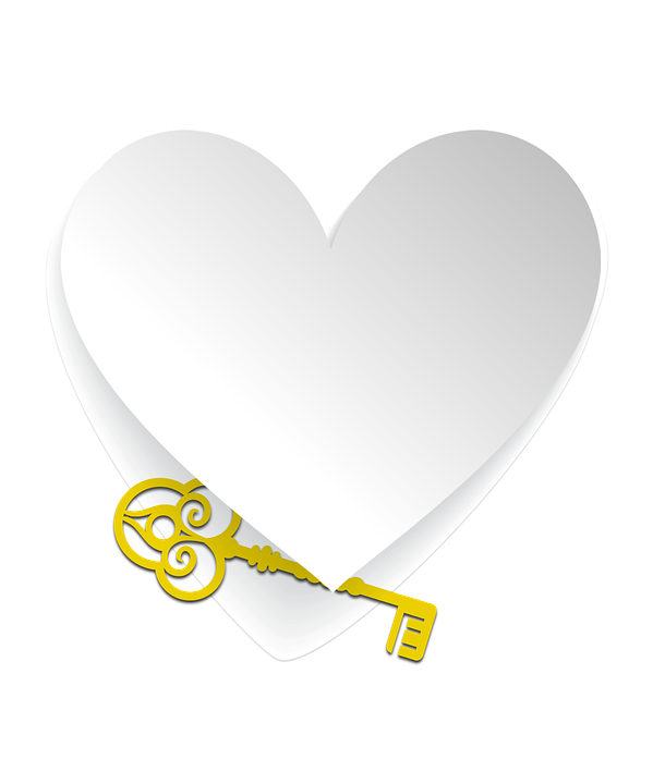 Heart Key Love Free Image On Pixabay