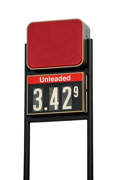 Gas Fuel Price Free Photo On Pixabay