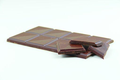 Cokelat, Lezat, Schokalodentafel