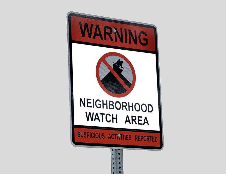 Image result for neighborhood watch