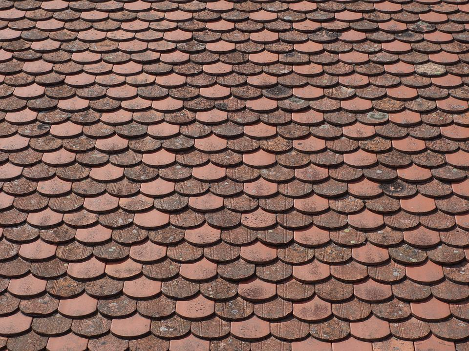 Tile, House Roof, Brick, Roof, Home, Structure