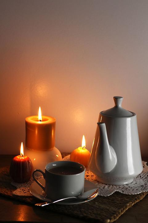 Candles Tea Coffee · Free photo on Pixabay