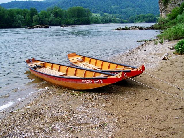 лодка для промысла