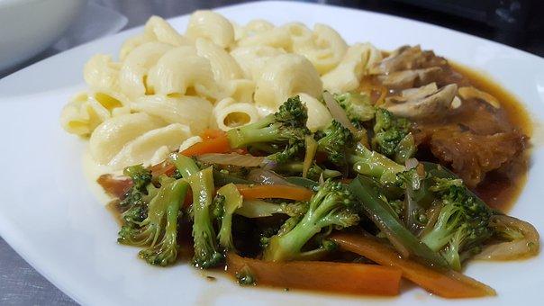 Vegetarian, Macaroni