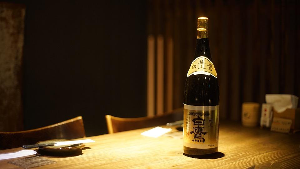 酒, 日本料理, 風, 懐石料理
