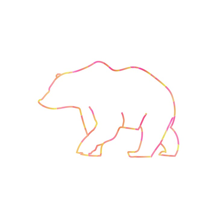 520 Gambar Mewarnai Hewan Beruang Gratis Terbaru