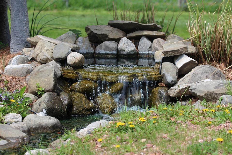 Waterval In Tuin : Fontein waterval water · gratis foto op pixabay