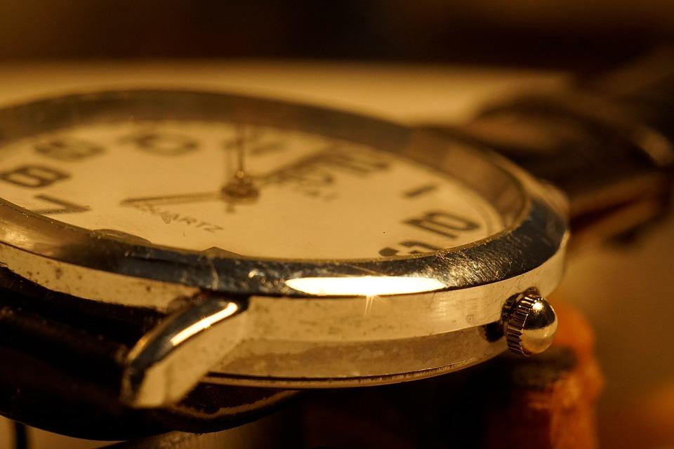 時計, 古い, ダイヤル, 時間, マクロ, 詳細, 時計職人, Tic Tac