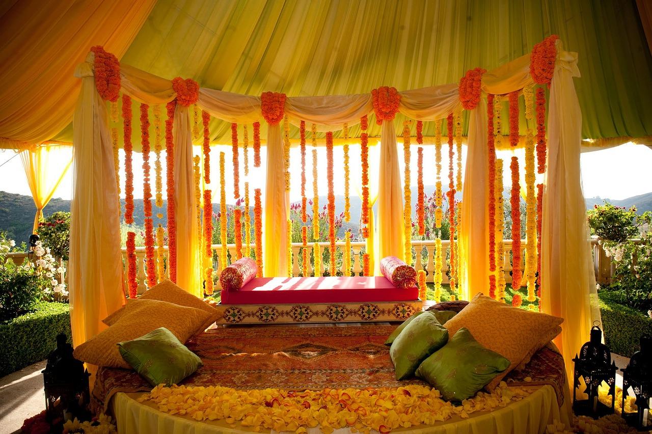 Qalbiyadii Midoobay 9 - m Bengali wedding decorations pictures