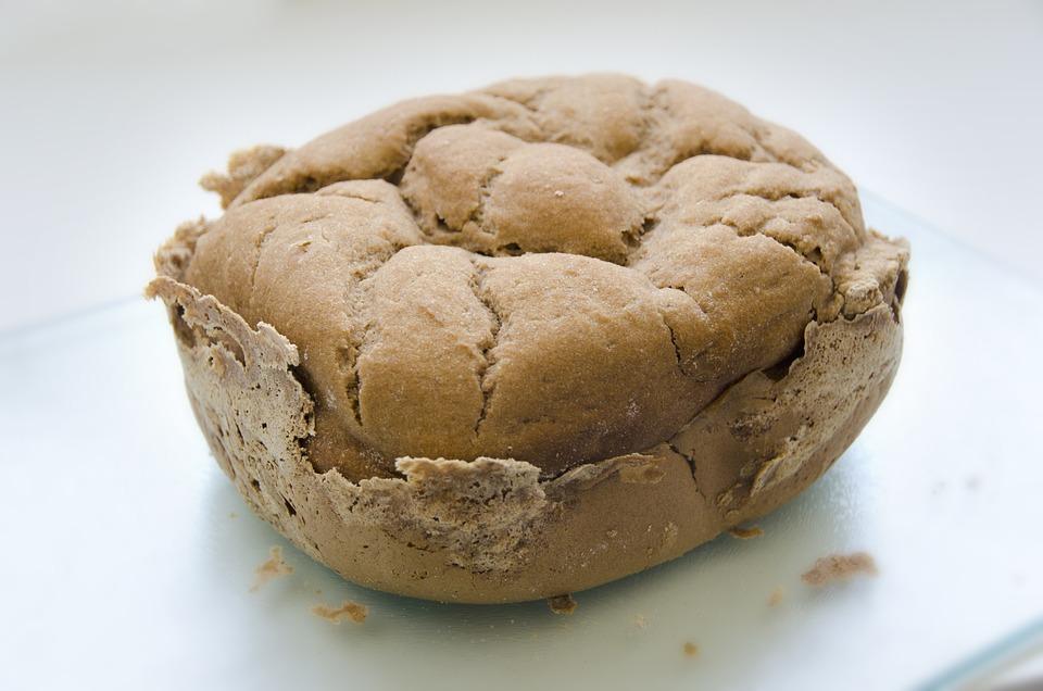 Pan Sin Gluten, Libre De Gluten, Pan, Los Alimentos