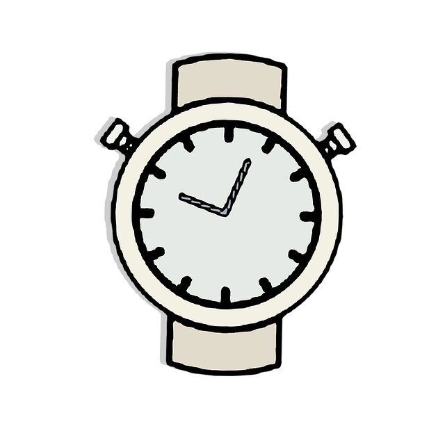 watch clock clipart 183 free image on pixabay