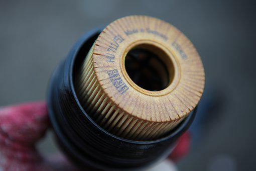 Filter, Engine Oil Filter, Car Tool