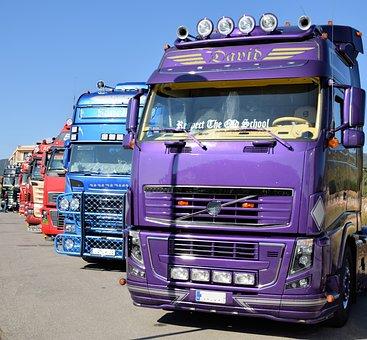 Vrachtwagens, Voertuigen, Vrachtwagen