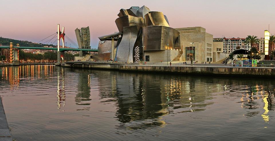 Guggenheim Museo.Museo Guggenheim Bilbao Frank Foto Gratis En Pixabay