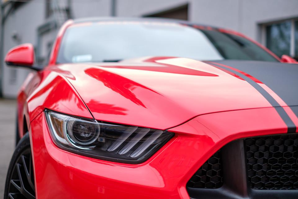 Mustang, Gt, Red, Usa, Car, Auto, Transport, Design, Captain FI, FI