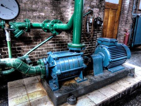 Pump, Centrifugal Pump, Industry