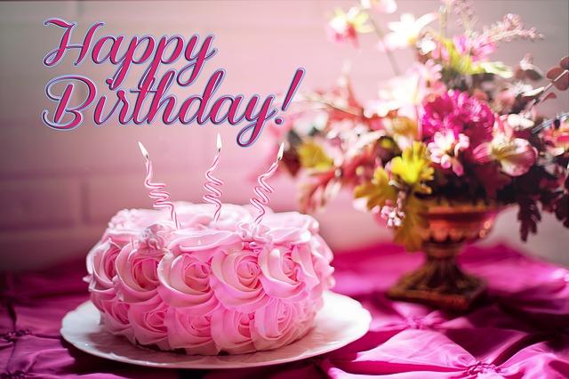 Happy Birthday · Free Image On Pixabay