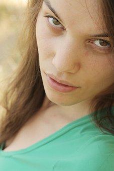 Model, Women'S, Exposure, Young Model
