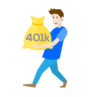 Guardar, 401K, Jubilación, Ahorro