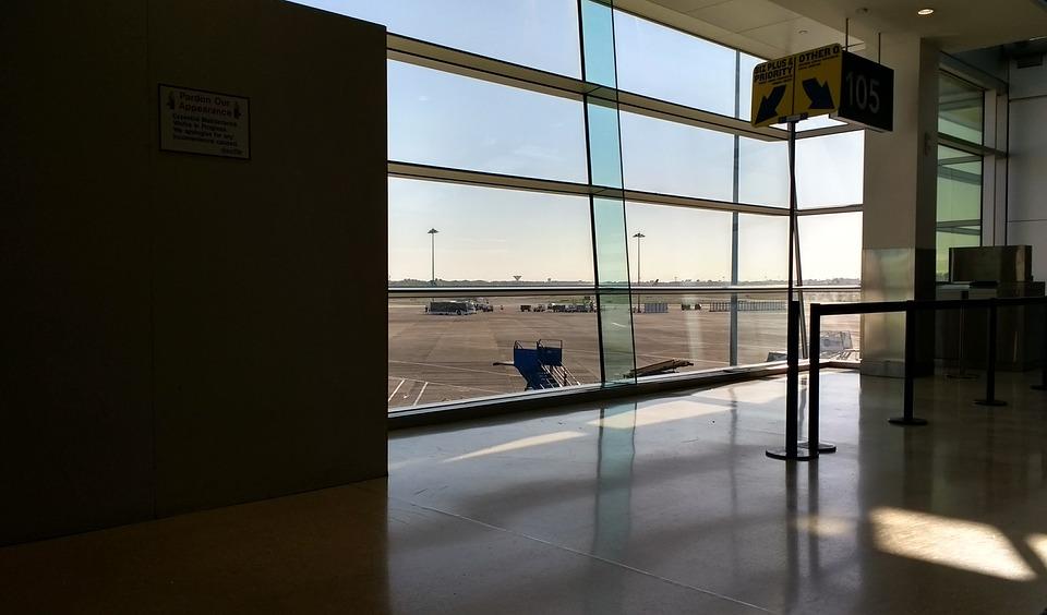 Innenfenster  Kostenloses Foto: Flughafen, Interior, Innen, Fenster ...