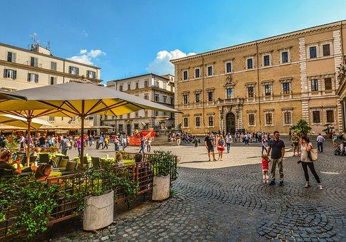 Trastevere, Rome, Italy, Italian, Roman