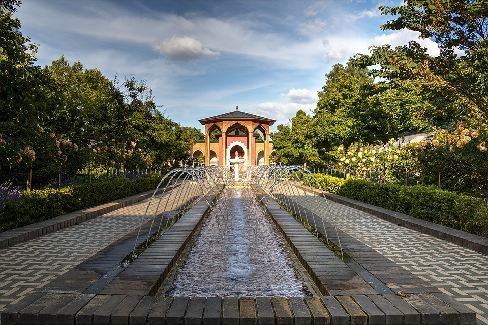 Foto gratis: Jardines Del Mundo, Juegos De Agua - Imagen gratis en ...