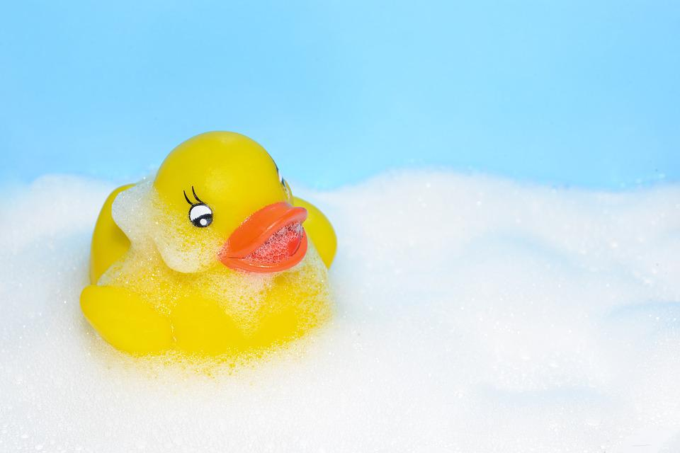Yellow Rubber Duck · Free photo on Pixabay