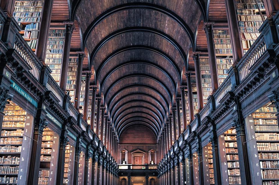 Dublin Trinity College Library Free Photo On Pixabay