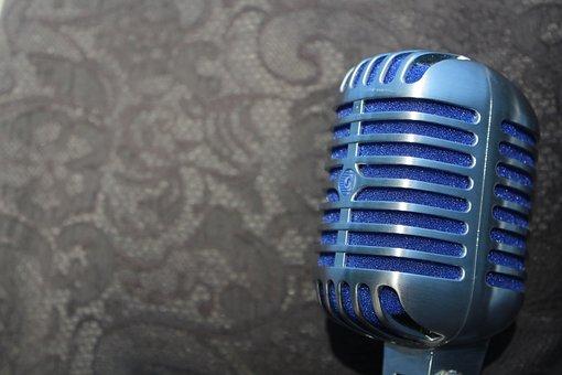 Más de 1 000 imágenes gratis de Micrófono y Sonido - Pixabay