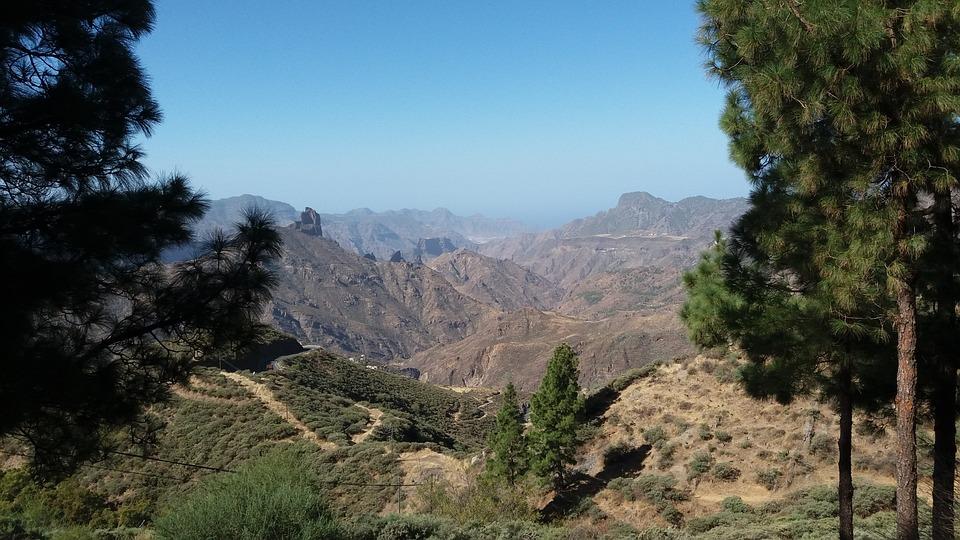 Risco CaÍDo Y Las MontaÑAs Sagradas De Gran Canaria
