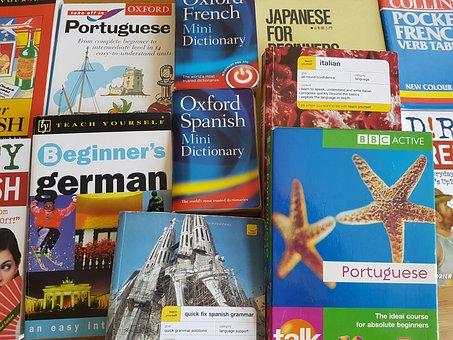 Idioma, Aprendizaje, Los Libros
