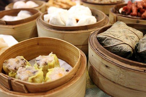 Dim Sum, Dim Sim, Food, Hong Kong
