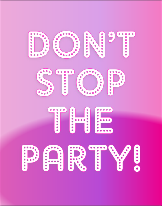 the party free