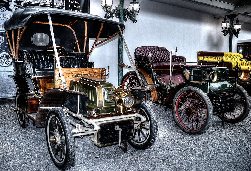 Oldtimer, Renault, Mulhouse, Automobile