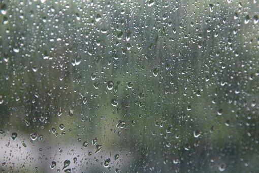 Pioggia Di Perline, Vetro