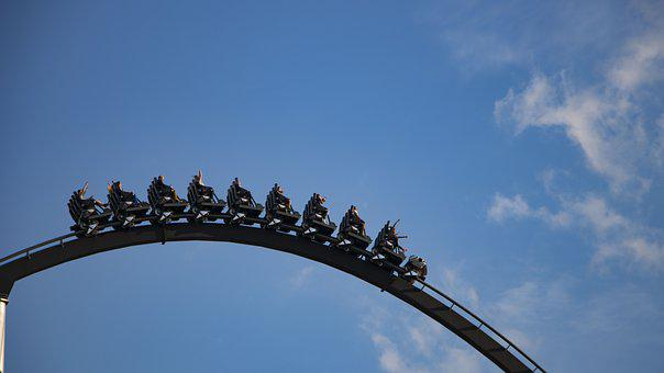 Roller coasters and our search for thrill