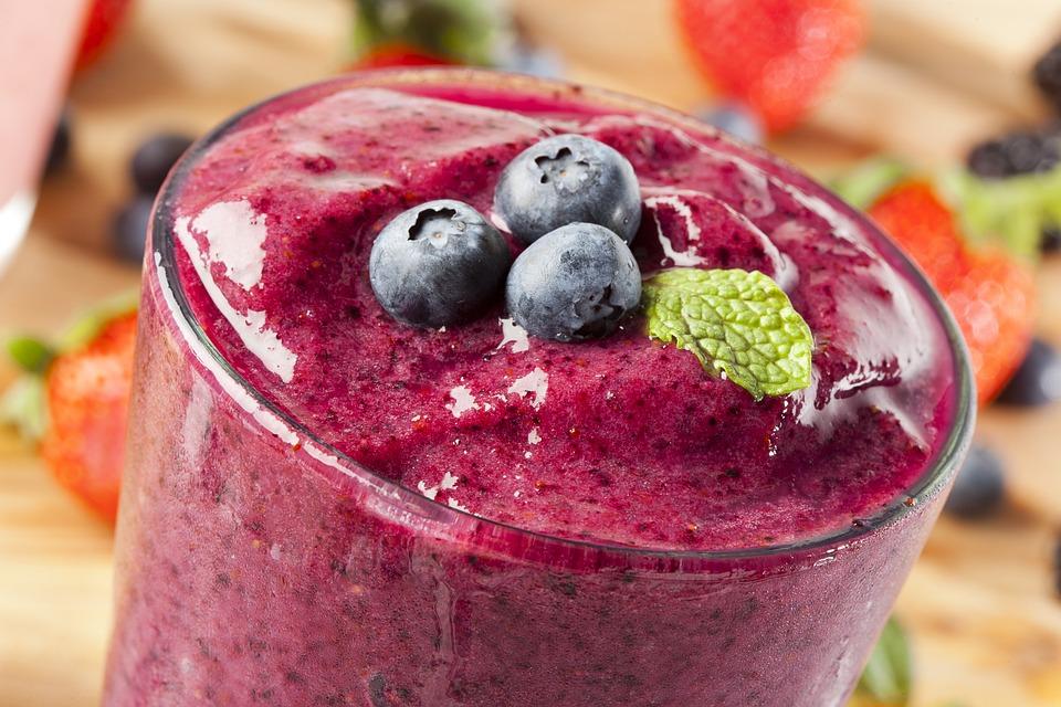 Mirtillo, Bevanda, Succo Di Frutta