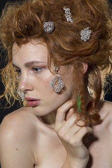 Model, Mannequin, Jewelry, Women'S