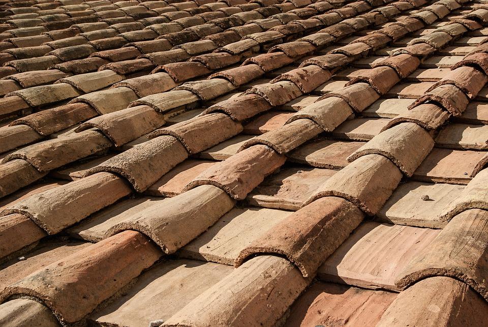 Roofing, Tiles, Terracotta