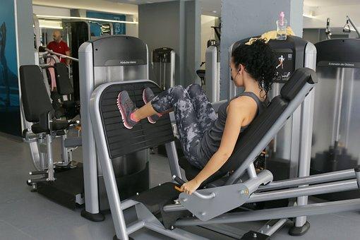 Crossfit, Gym, Fitness, Training