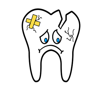 Broken Tooth, Tooth, Teeth, Dentist