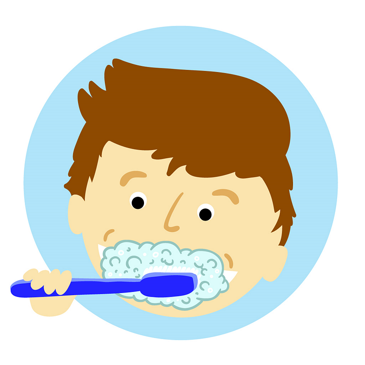 Brushing Teeth Tooth Dental 183 Free Image On Pixabay