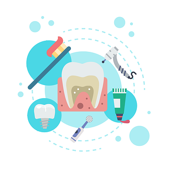 Dentist, Dental, Tooth, Health