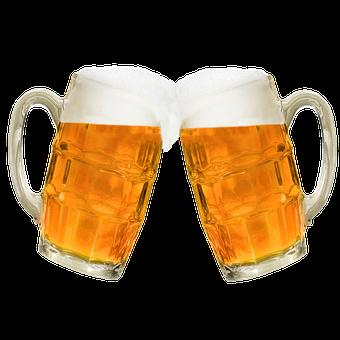 Brindis, Cervezas