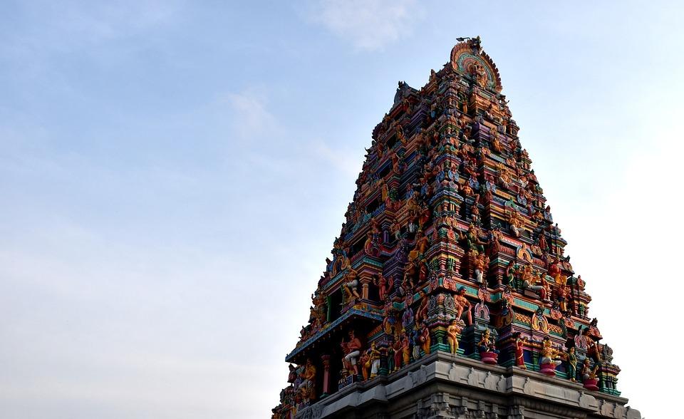 Travel To India Hindu, Panchalingeshwara, Temple, Bangalore, Tourist