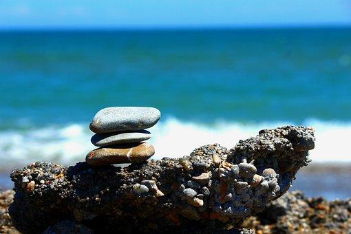 Die Steine Sind, Mittelmeer, Küste