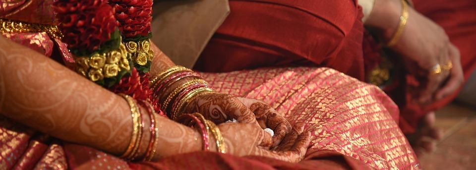 Indyjskie Wesele Rodzaje Mi En La Darmowe Zdjęcie Na Pixabay