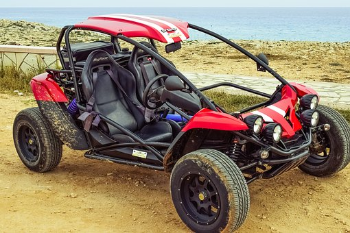 Buggy, Vehicle, Off Road, Sport, Nature